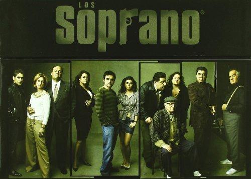 Los Soprano (Serie Completa) (Import Movie) (European Format - Zone 2) [2012]