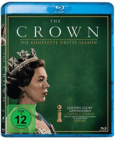 The Crown - Die komplette dritte Season [Blu-ray]