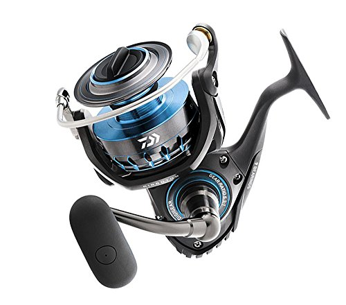 Daiwa Saltist 3000 5.6:1 Saltwater Spinning Fishing Reel -...