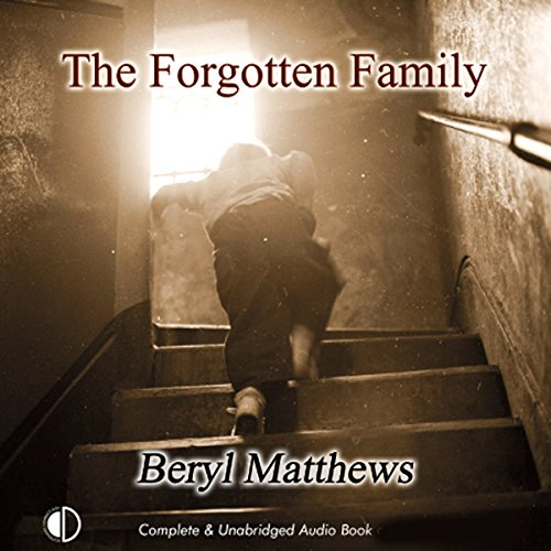 The Forgotten Family audiobook cover art