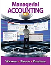 By Carl S. Warren Working Papers, Chapters 1-17 for Warren/Reeve/Duchac's Accounting, 24th and Financial Accounting, 1 (24th Edition)