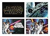 Set 4 Tovagliette Star Wars 5