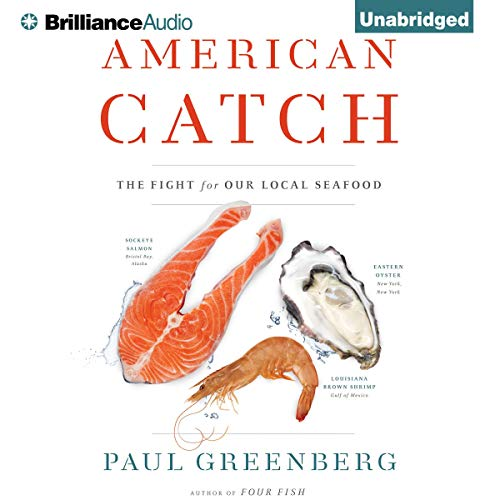 American Catch Audiobook By Paul Greenberg cover art