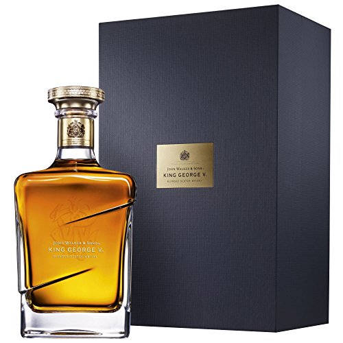 Johnnie Walker John & Sons KING GEORGE V 80th Anniversary of the Royal Warrant  Whisky (1 x 0.7 l)