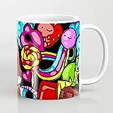 Candy Paradise - Taza de café