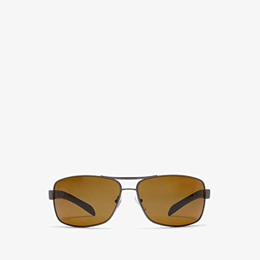 Black/Dark Brown Polarized