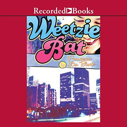 Weetzie Bat audiobook cover art
