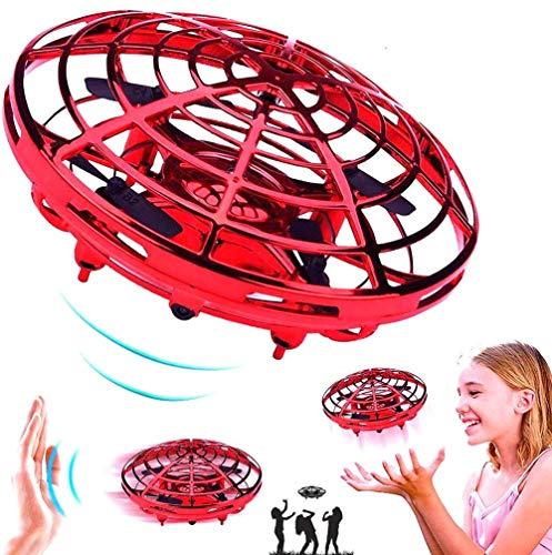 Mini UFO Drone RC Helikopters Speelgoed Quad Inductie Vliegtuigen Levitatie Vliegend Speelgoed Handgestuurd Kid Gifts
