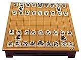 Juego de ajedrez-sólido Japón de Madera Shogi 40 PCS/Set CHOMBROS...