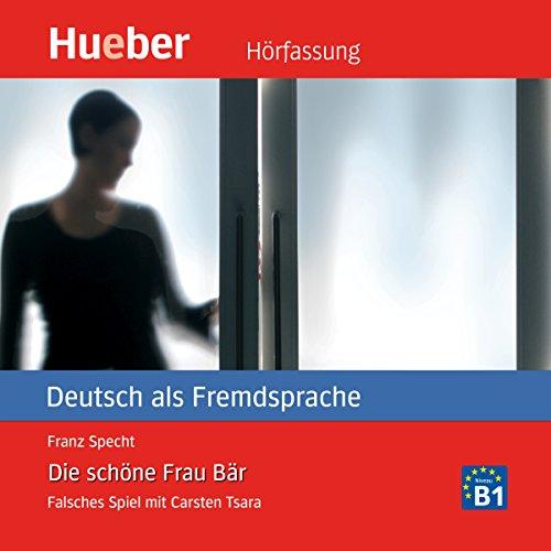 Die schöne Frau Bär audiobook cover art