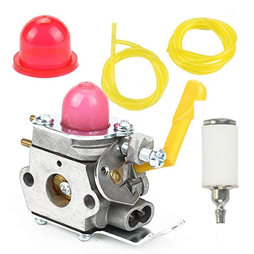 Tool Parts New Carburetor Kit For Walbro WT-669 WT-669-1 WT-924-1 Poulan Craftsman Trimmer