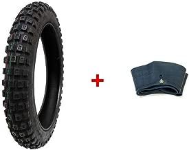 MMG Combo Dirt Bike Tire Size 3.00-16, Includes Inner Tube Size 2.75/3.00-16 TR4 Valve Stem