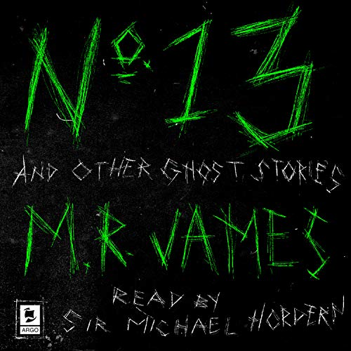 No. 13 and Other Ghost Stories cover art