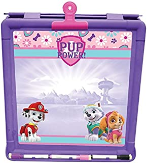 paw patrol table top easel
