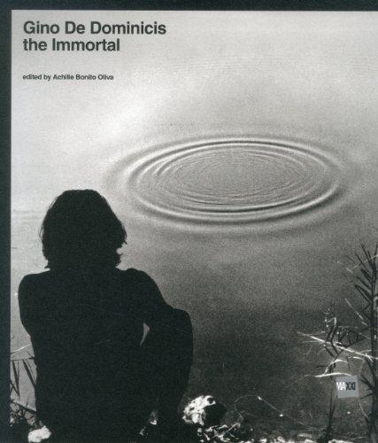Gino De Dominicis. The immortal. Catalogo della mostra (Roma, 30 maggio-7 novembre 2010). Ediz. illustrata