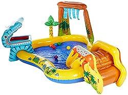 Intex Dino Saurier Planschbecken Spielcenter