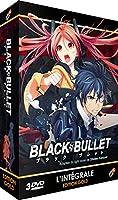 ブラック・ブレット 黒の銃弾 フランス版 DVD Edition Gold