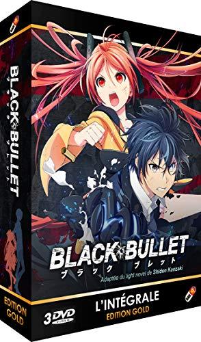 Black Bullet-Intégrale -Edition Gold (3 DVD + Livret)