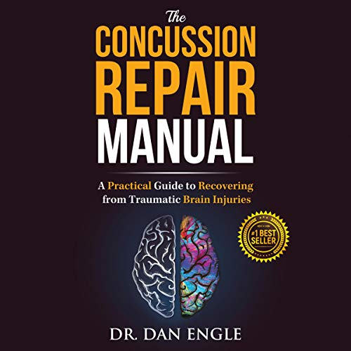 The Concussion Repair Manual audiobook cover art