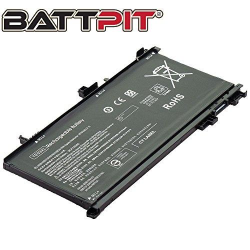 BattPit Laptop Battery for HP TE03XL 849570-541 849910-850 HSTNN-UB7A TPN-Q173 Omen 15-ax000 - [5150mAh/61.6Wh]