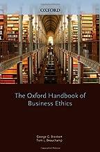 The Oxford Handbook of Business Ethics (Oxford Handbooks)