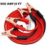 VRT Jumper Cable Battery Storage Car Auto Battery Booster 2.21 m with Alligator