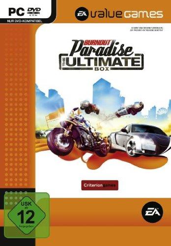 Burnout Paradise - The Ultimate Box [EA Value Games] [Importación alemana]