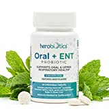 Dental Probiotics for Bad Breath, Gingivitis,...