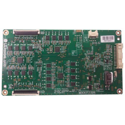 Placa Led Driver EBR85415501 (40B) Rev 1.1, LG 55SK8500PLA