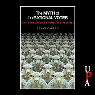 The Myth of the Rational Voter cover art
