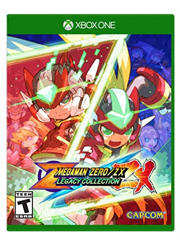Mega Man Zero/ZX Legacy Collection – Standard Edition – Xbox One