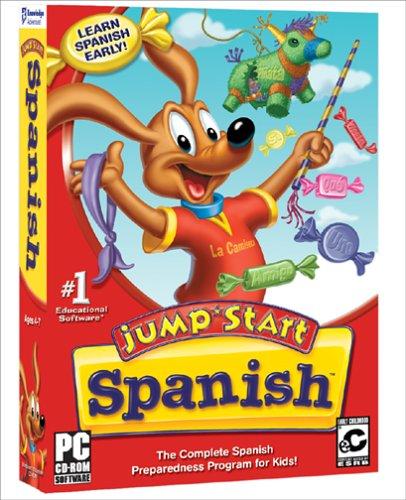 Price comparison product image KNOWLEDGE ADVENTURE JumpStart Spanish
