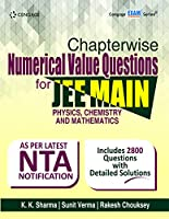 Chapterwise Numerical Value Questions for JEE Main