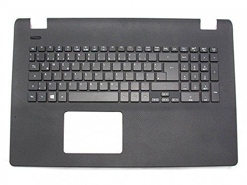 Acer Aspire ES1-731 Original Tastatur inkl. Topcase DE (deutsch) schwarz/schwarz