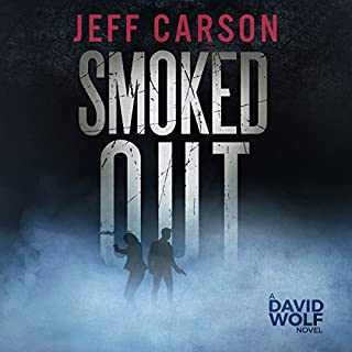 Smoked Out audiobook cover art
