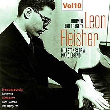 Milestones of a Piano Legend - Leon Fleisher, Vol. 10