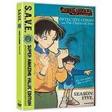 Case Closed: Season Five - S.A.V.E. [DVD] [Import]