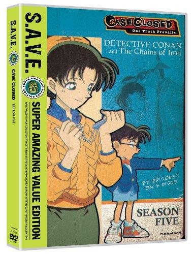 Case Closed: Season 5 (Super Amazing Value Edition)