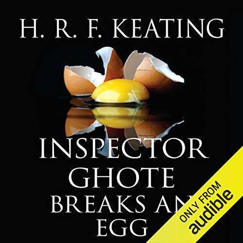 Inspector Ghote Breaks an Egg cover art