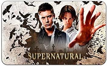 Supernatural TV Show Stylish Playmat Mousepad (24 x 14) Inches [PM] Supernatural-1
