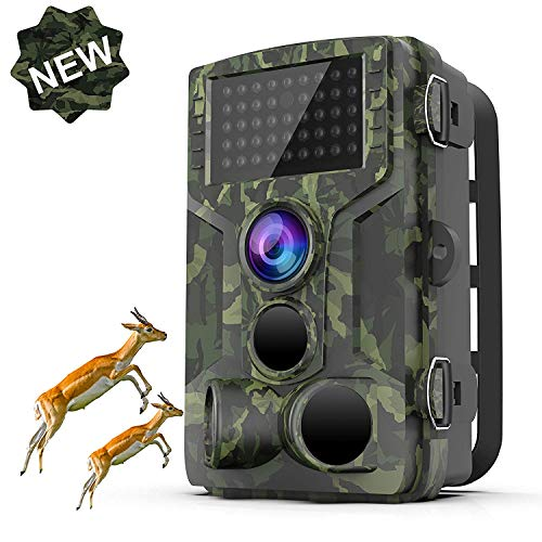[2019 NEW]Trail Camera 1080P Waterproof Hunting Scouting Cam...