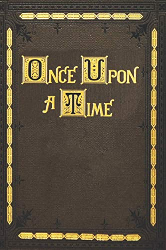 Once Upon A Time Henry's Book Notebook: (110 Pages, Lined, 6 x 9)