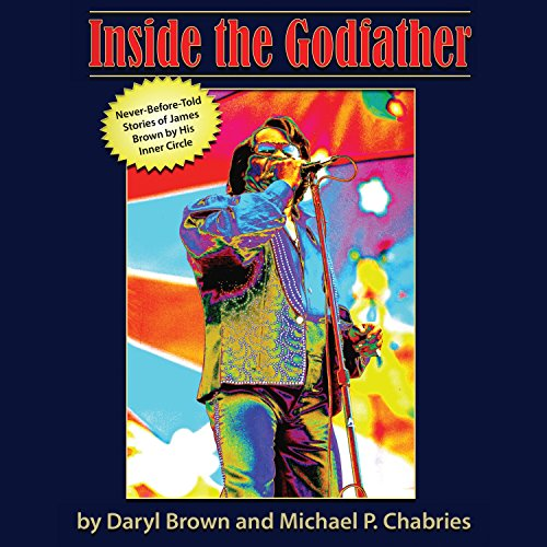 Inside the Godfather audiobook cover art