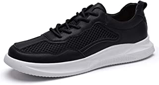 ZUAN Athletic Shoes for Men Fashion Sneaker Lace Up Style PU+Mesh Substantial Refreshful and Breathable Round Toe