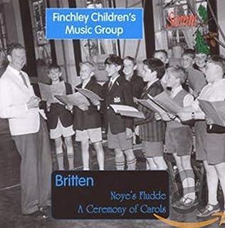 Britten: Noye's Fludde/Carols