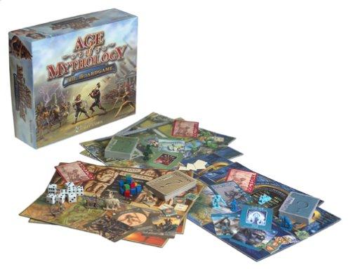 Eagle Games EAG13 Age of Mythology - Juego de Mesa [Importado de Alemania]
