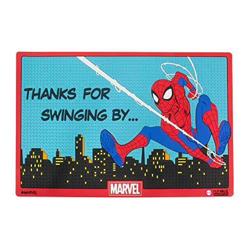 Marvel SpiderMan - Felpudo oficial