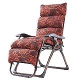 YLCJ Verstellbarer Klappstuhl Einfache Mittagspause Bürostuhl   Freizeit Lazy Couch Schwangere Frau...