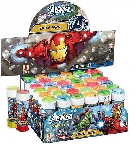 Fancy Me Box von 36 oder 6 Jungen mädchen Kinder Iron Man Avengers Seifen Party Beute Tüte Strumpf Füller Spielsachen Spiele - Box mit 36
