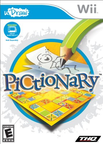 Pictionary - Udraw - Nintendo Wii by THQ